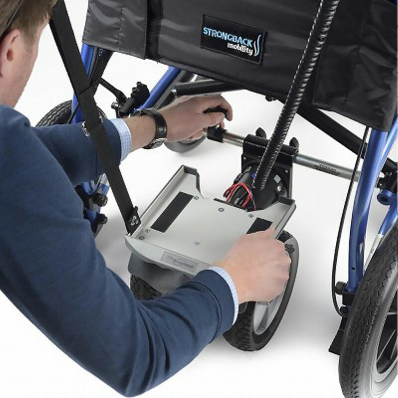 TGA, Twin wheel powerpack