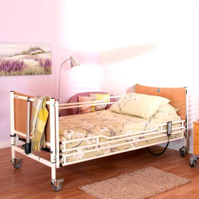 Drive Solite Pro Low Electric Adjustable Bed Main