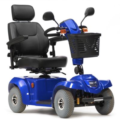 Drive Tornado Mobility Scooter 8MPH Blue