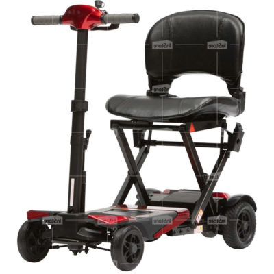 Drive Travelease manual Folding Scooter Red Main Picture