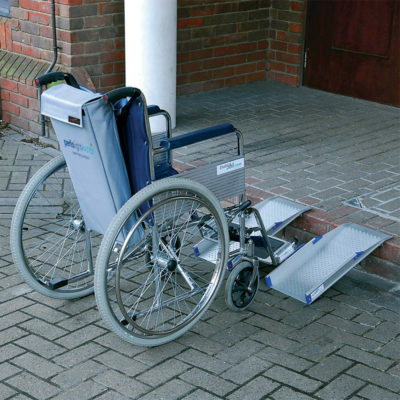 Enable Access Ramp Centre Ultralight RigiD Channel-Ramps