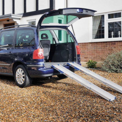 Enable Access RampCentre Ultralight Telescopic channel ramp vehicle-access ramp 800x800