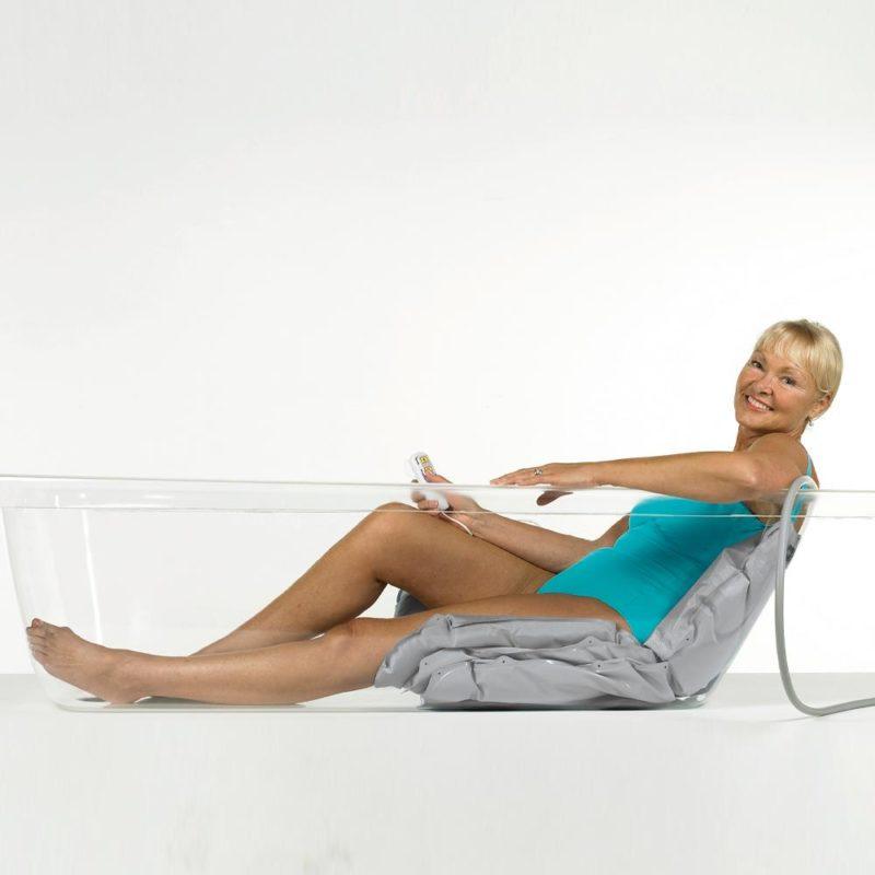 Mangar, Bathing Cushion