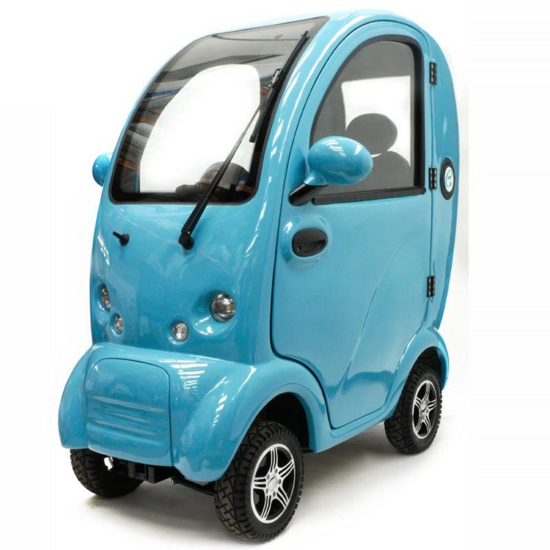 Scooterpac, Cabin Car Mk2 Plus