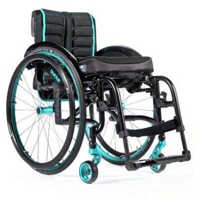 Sunrise Neon 2 Active User Wheelchair Lifestyle