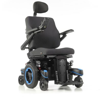 Sunrise Quickie Q700M Electric Wheelchair Powerchair Front Right