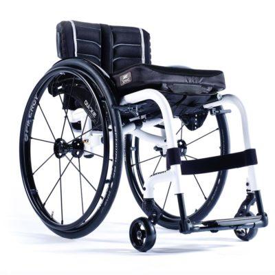 Sunrise Quickie Xenon 2 Megablast Active User Wheelchair