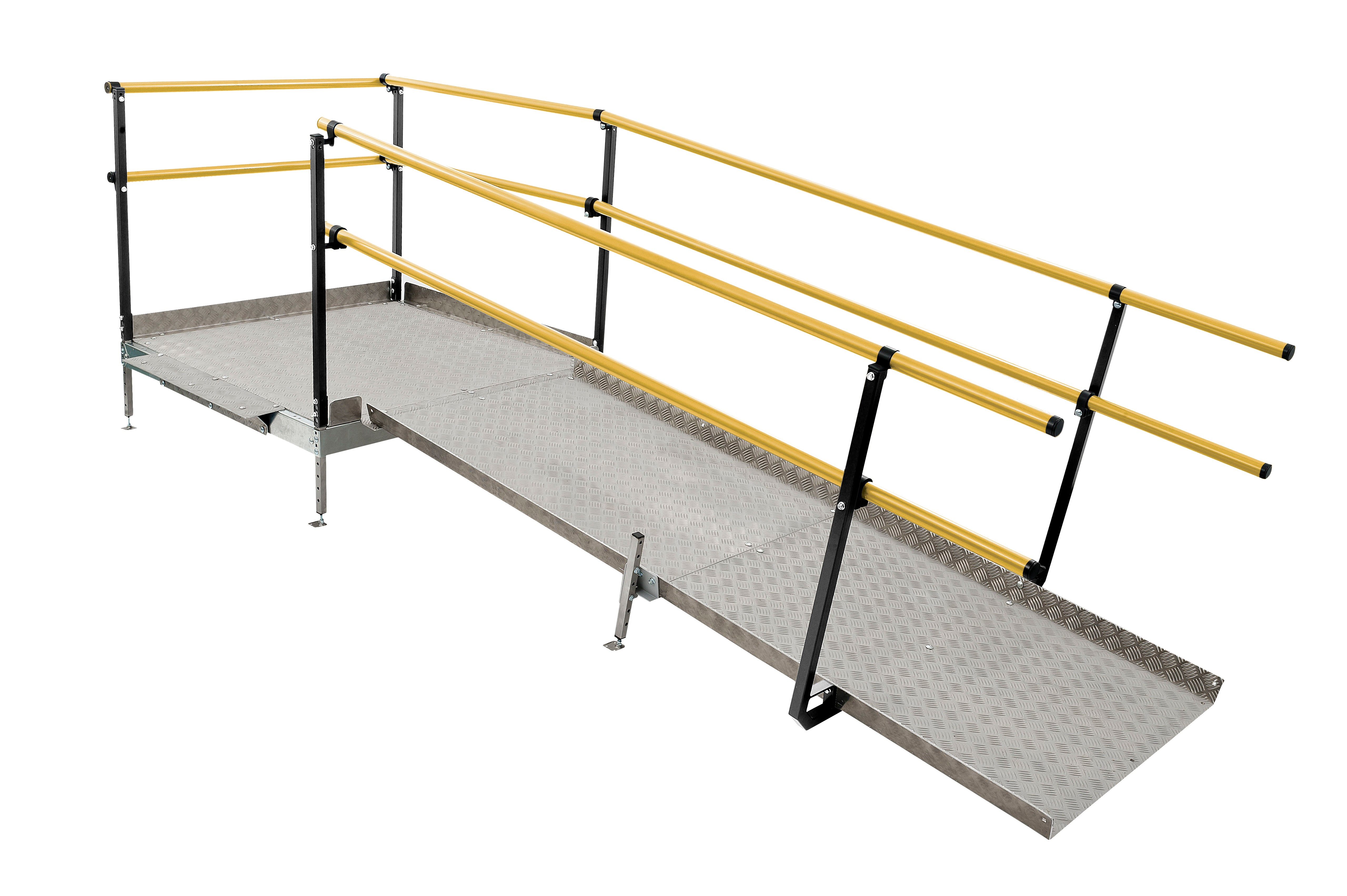 WELCOME ramp system