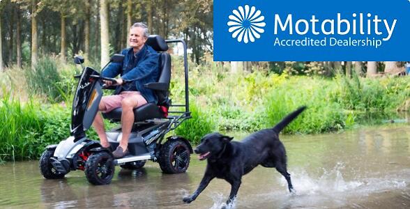 Mobility Scheme Banner