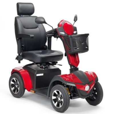 Drive Viper Mobility Scooter 8MPH Red
