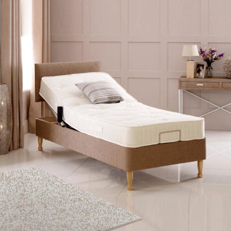 Cantona adjustable bed