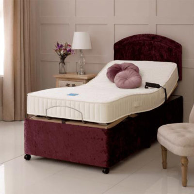 Bradshaw Adjustable Bed Main