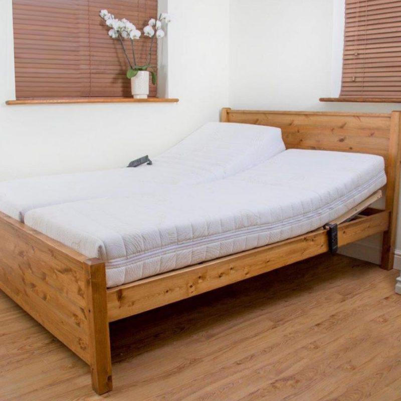 Charlton adjustable bed
