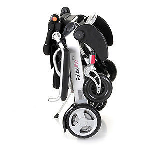 Folding & Transportable Electric Wheelchairs