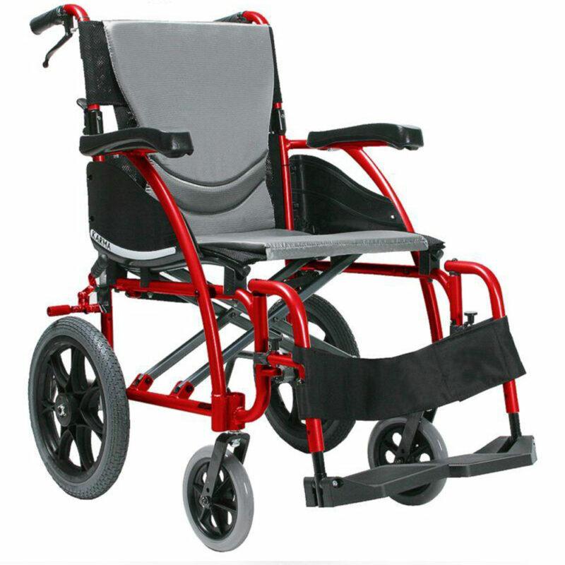 Karma, S Ergo 125 transit wheelchair