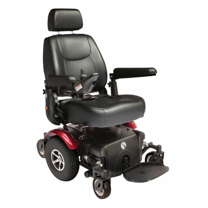 Rascal, P327 XL Electric Wheelchair
