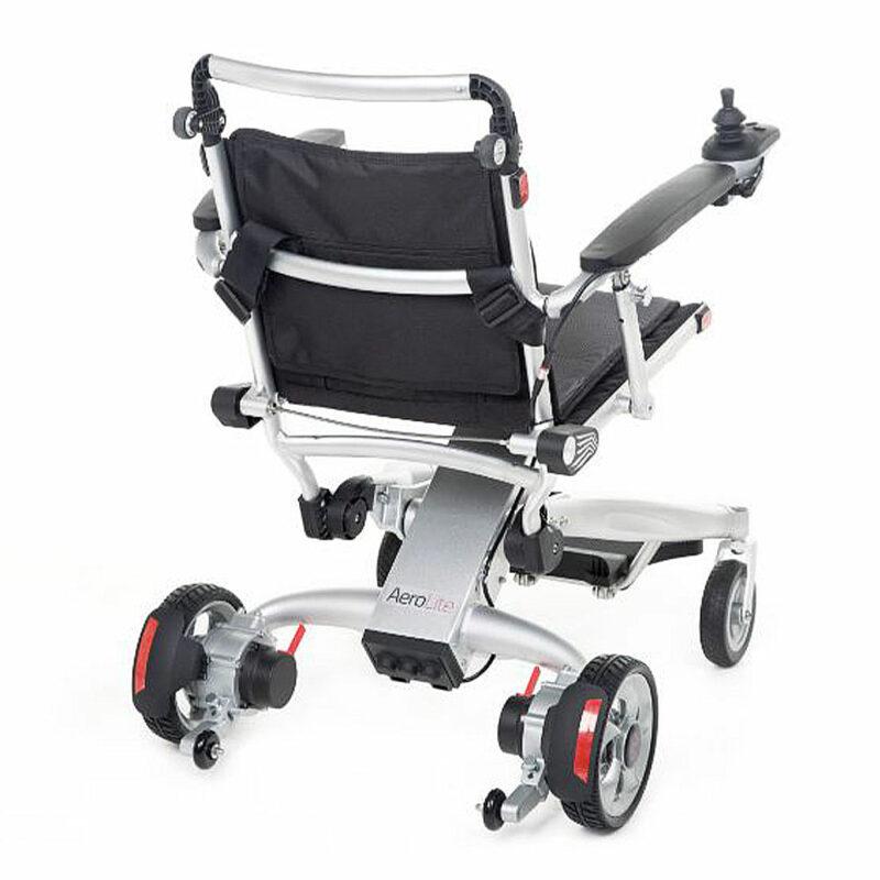 MH, Aerolite Electric Wheelchair