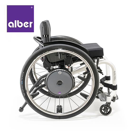 Invacare, Alber E-Motion M25 power wheels