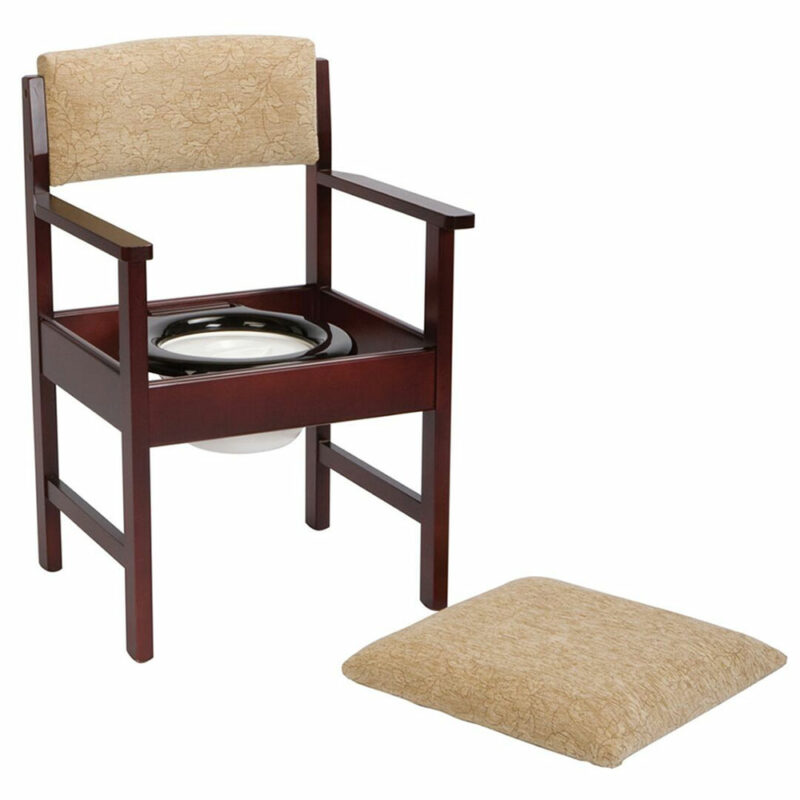 Camelot, Knight Commode Chair