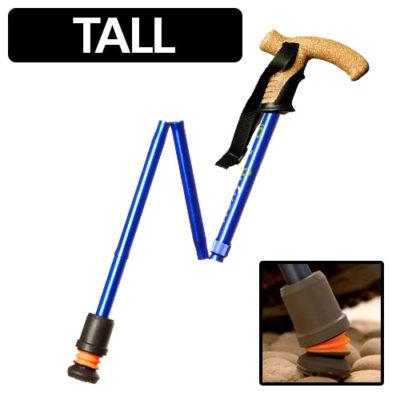 flexyfoot-folding-walking-stick-tall-blue