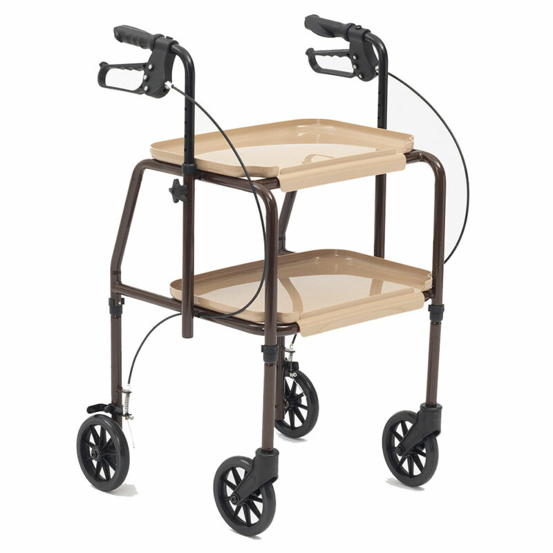 Drive, Handy Trolley With Brakes