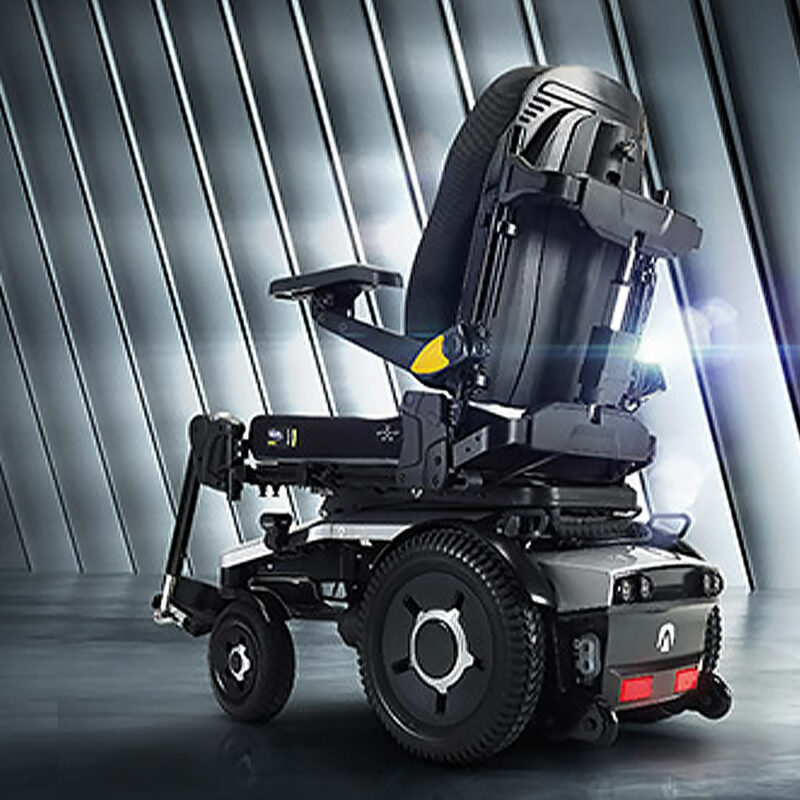 Invacare, Aviva RX Series Electric Wheelchair
