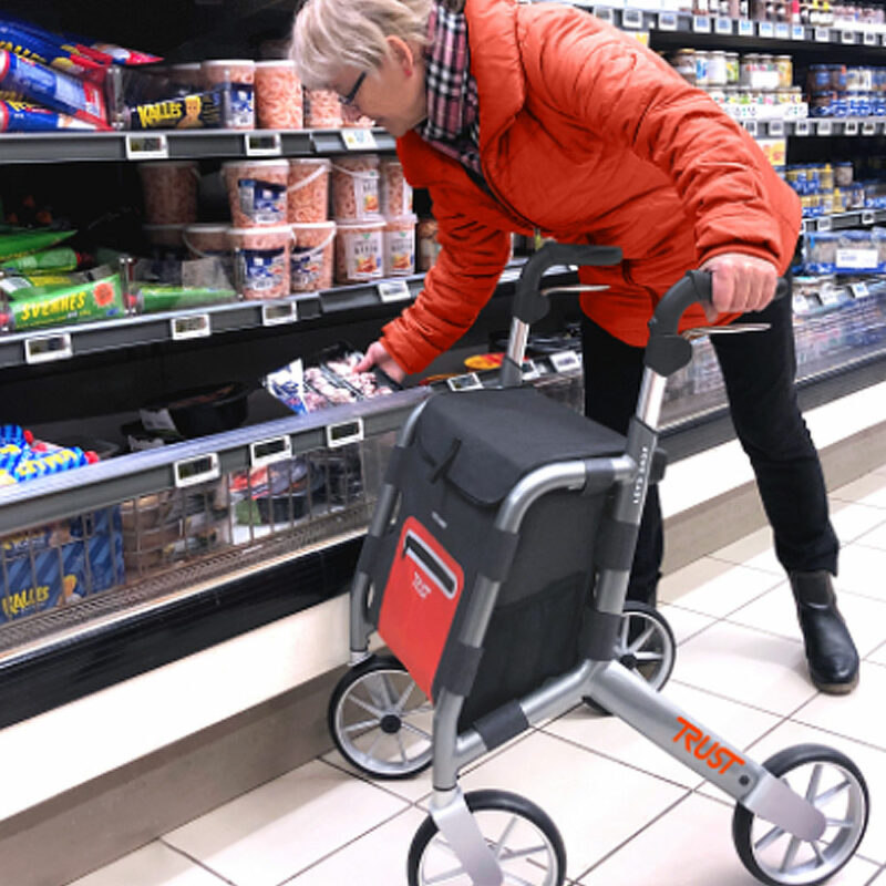 Let's Shop, Rollator