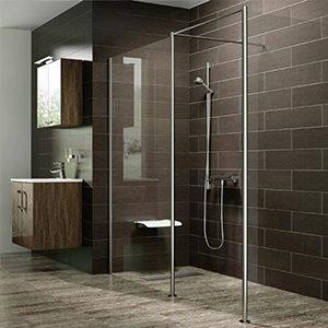 Safe Showering Rooms
