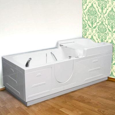 luxor walk in bath