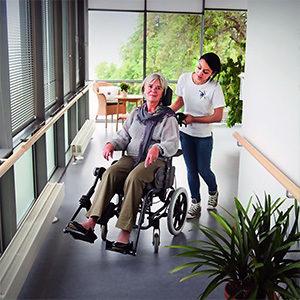 Passive Wheelchairs