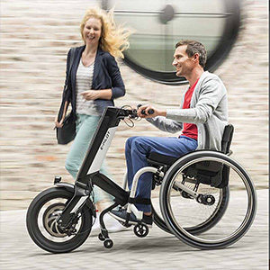 Powered Assistance for Wheelchairs