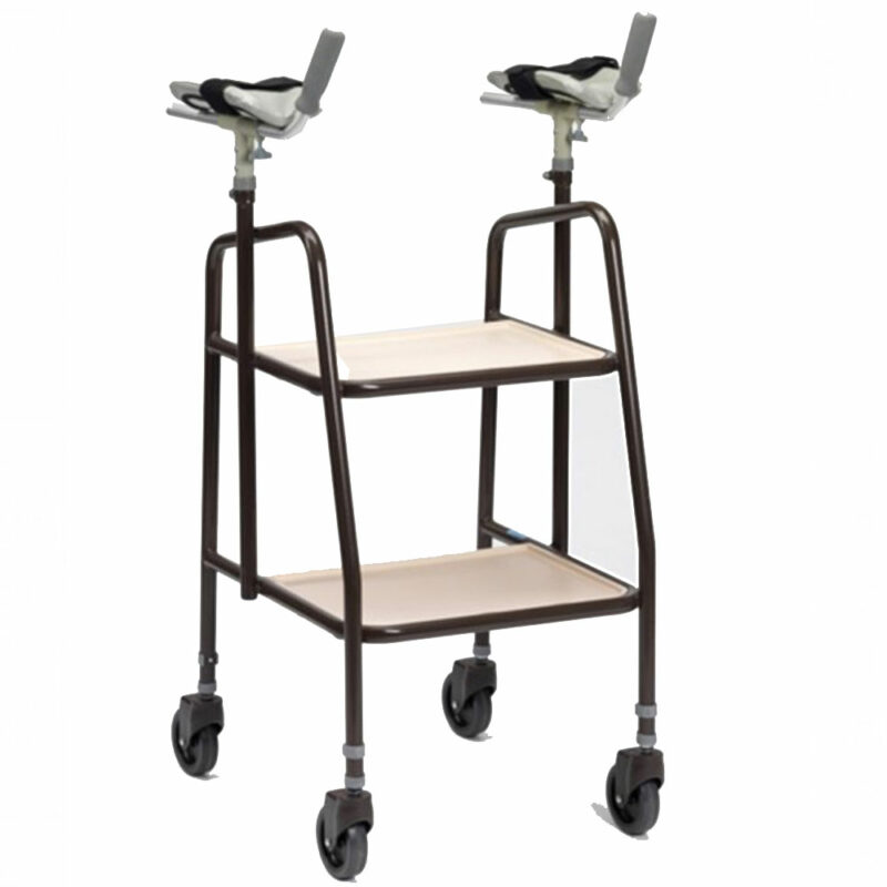 Rutland, Trolley With Forearm Supports