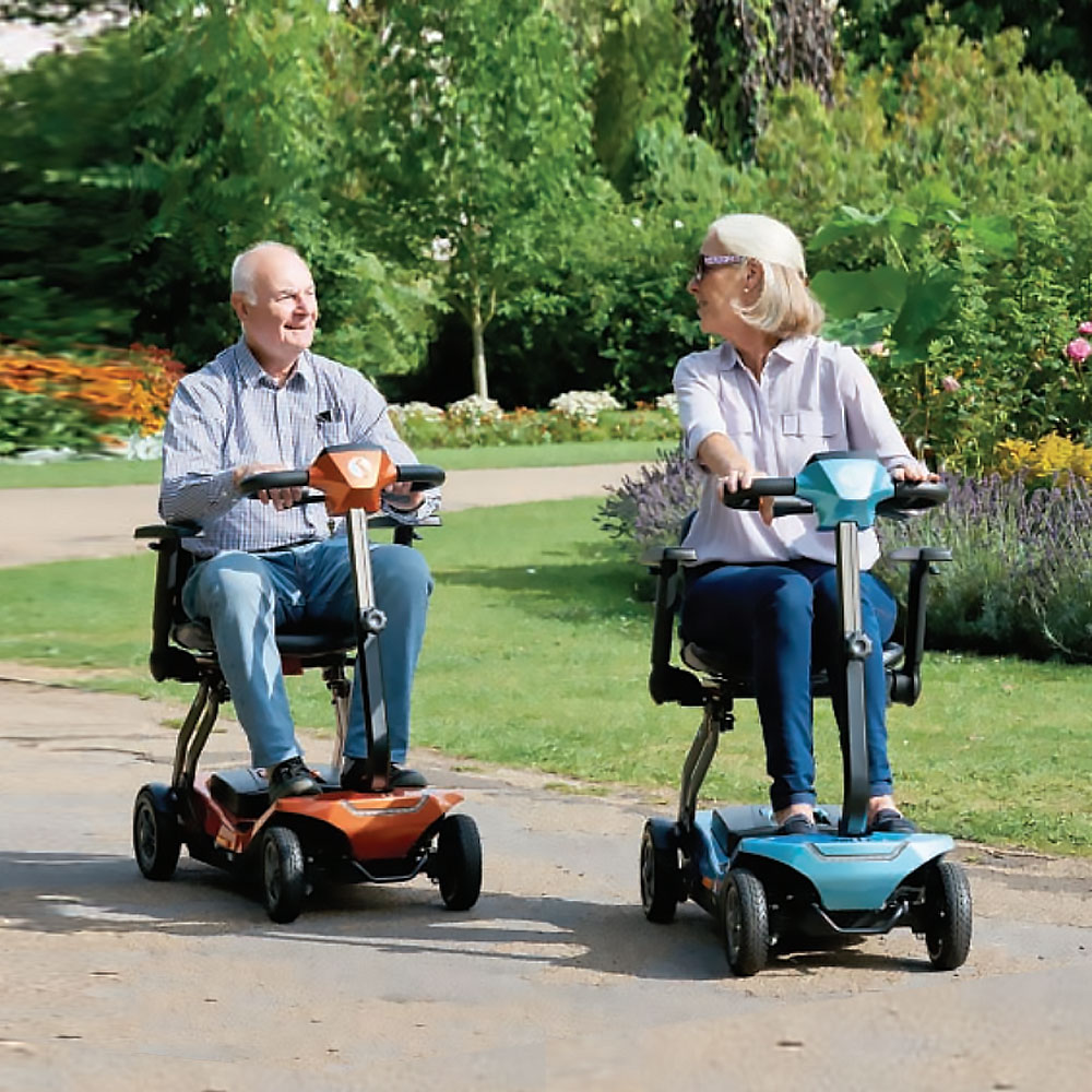 Mobility scooters Surrey