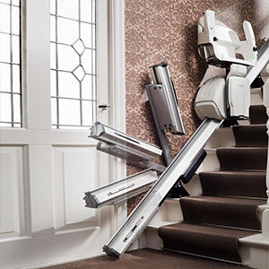 Stairlift Options And Extras