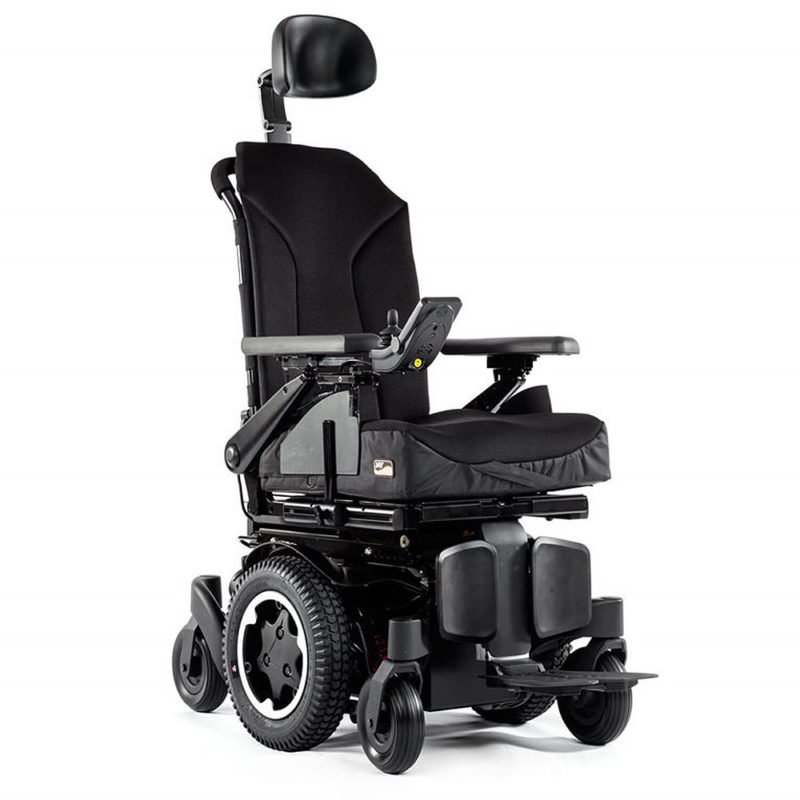 Quickie Q300M Electric Wheelchair - Orange Badge Mobility Solutions