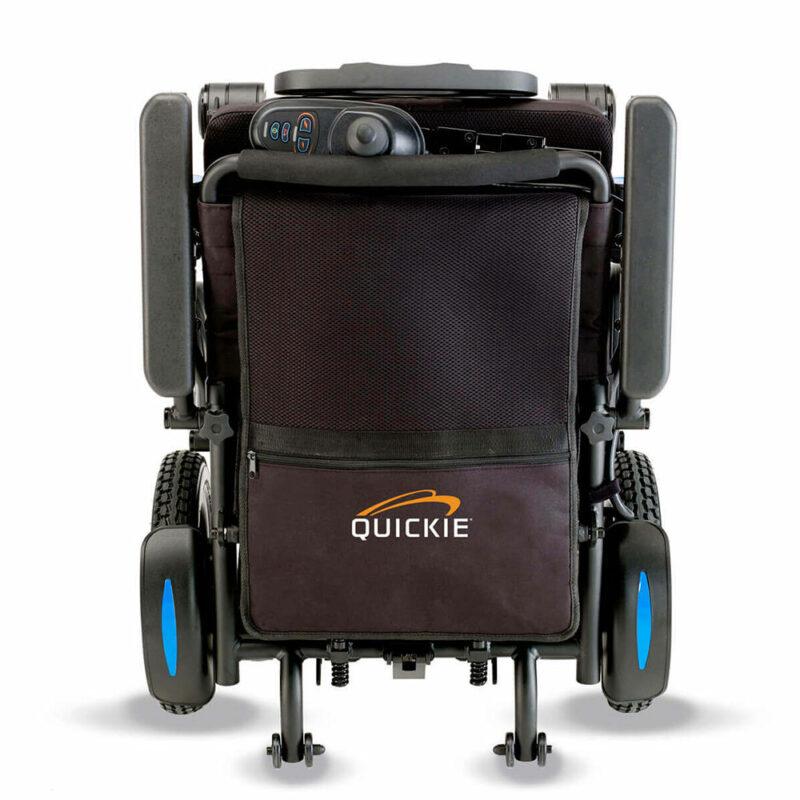 Sunrise, Q50R Folding Electric Wheelchair