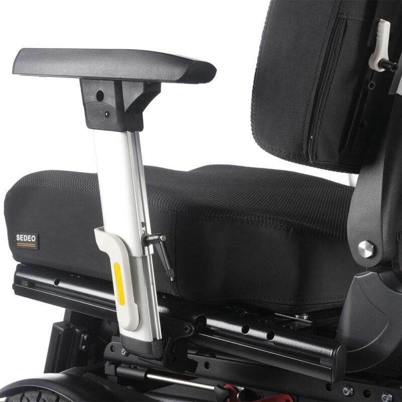 Sunrise, Q500F Electric Wheelchair