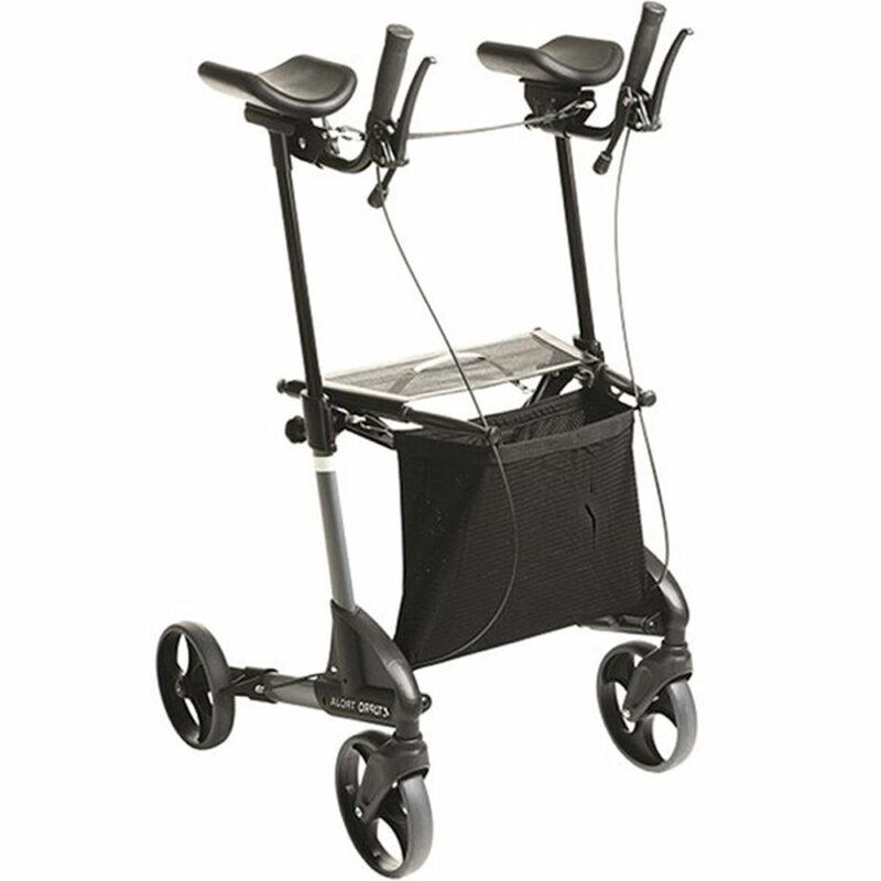 Troja, 4 Wheel Forearm Rollator