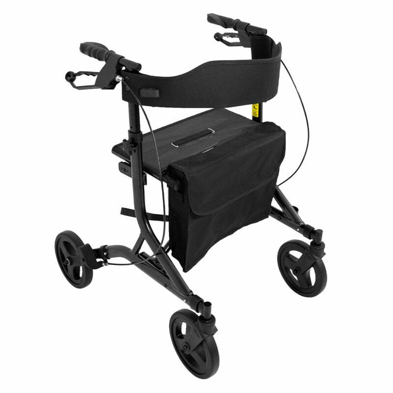 Zoom Plus, 4 Wheel Walker